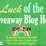 The Luck of the Irish Giveaway Hop